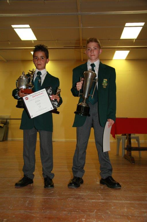 Awards Evening 20095